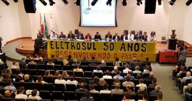 Ações da Intersul mobilizam classe política catarinense