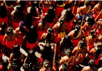 Marcha das Mulheres Indígenas