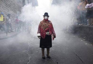 No Equador, a insurreição tem rosto indígena