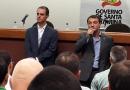 Governador sanciona lei que destrói Celesc