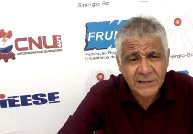 Vídeo: Paulo de Tarso, presidente da CNU, fala sobre a MP da privatização da Eletrobras