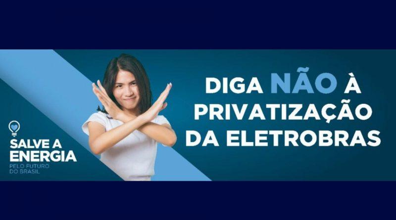 Eletricitários realizam plenária virtual contra a privatização da Eletrobras nesta terça (18), às 10 horas