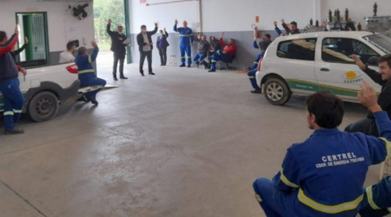 Trabalhadores da Certrel aprovam pauta de reivindicações